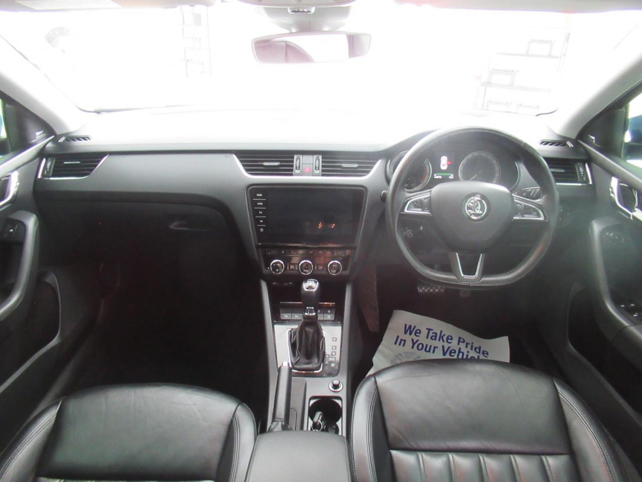 2017 MY18 Skoda Octavia NE MY18 110TSI Sedan Image 25