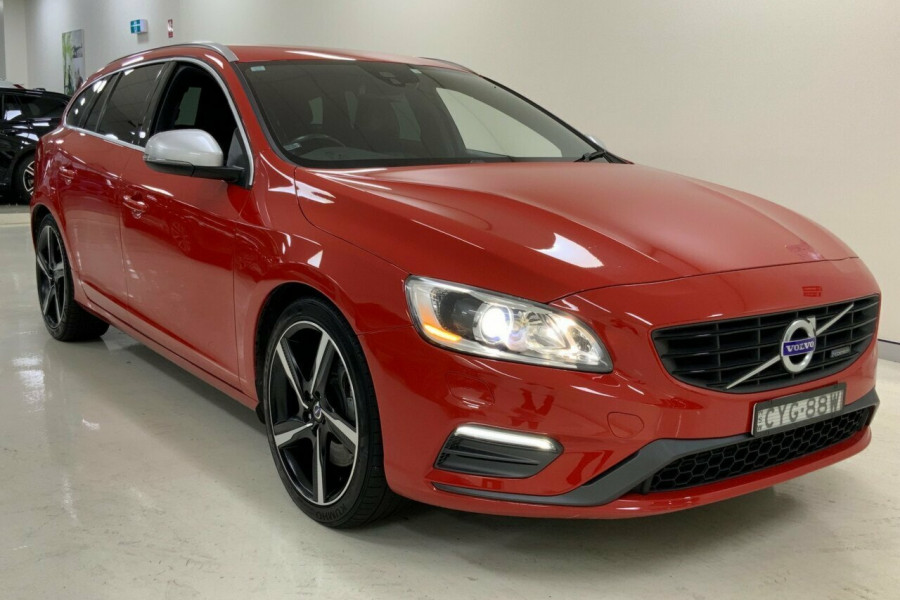 2014 Volvo V60 (No Series) T6 R-Design Wagon Mobile Image 3
