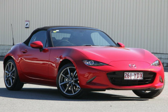 Mazda MX-5 GT SKYACTIV-MT ND