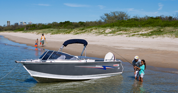 539 Bay Master Features