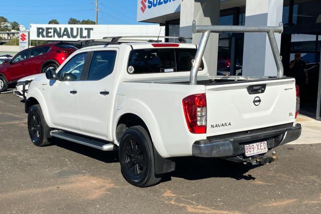 2017 Nissan Navara D23 S2 SL Ute Utility Image 5