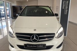 2015 MY06 Mercedes-Benz B-class W246 806MY B200 d Hatchback
