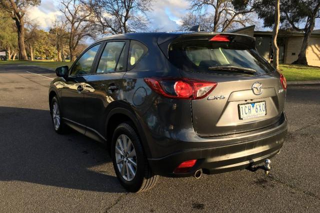 2014 Mazda CX-5 MAXX SPORT (4X2)
