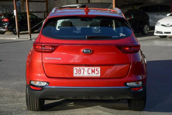 2021 Kia Sportage QL SX Suv Image 4