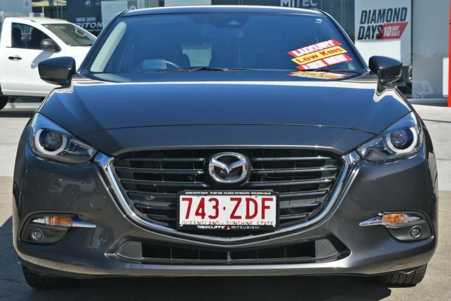 2016 Mazda 3 BN5438 SP25 SKYACTIV-Drive GT Hatchback