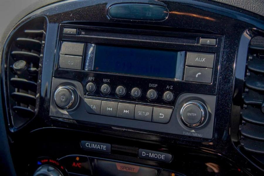 2014 Nissan Juke F15 ST (FWD) Suv Image 12