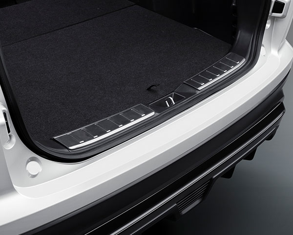 Luggage protection panel