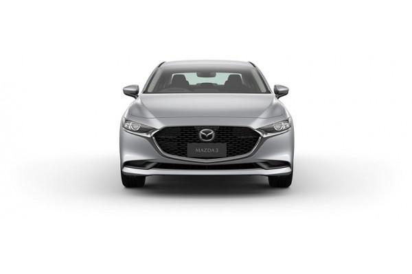 2021 MY20 Mazda 3 BP G20 Pure Sedan Sedan Image 4