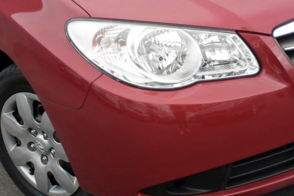 2008 Hyundai Elantra HD SLX Sedan Image 2