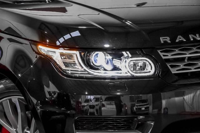2016 Land Rover Range Rover Sport L494 MY16.5 SDV6 Autobiography Suv Image 18
