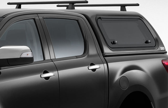 CANOPY - ROOF RACKS