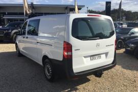 2015 Mercedes-Benz Vito 447 116BlueTEC Van