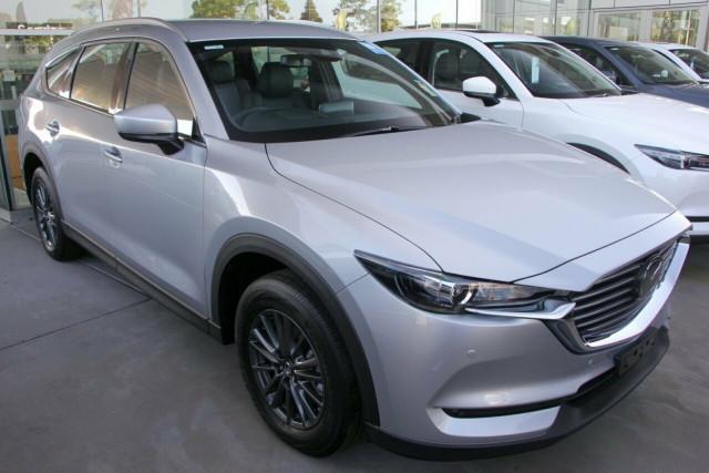 2020 Mazda CX-8 KG Touring Suv