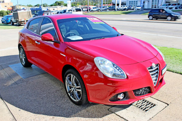 2014 Alfa Romeo Giulietta Series 1 Distinctive Hatchback
