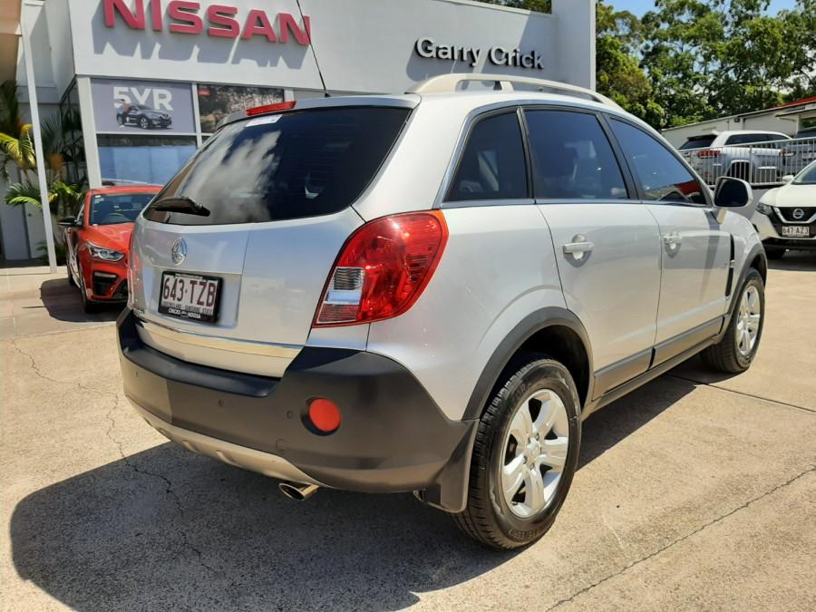 2011 Holden Captiva CG Series II 5 Suv Image 5