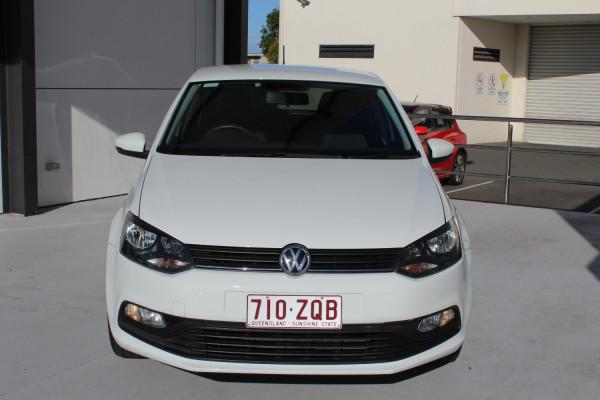 2015 Volkswagen Polo 6R MY15 66TSI Hatch Image 2
