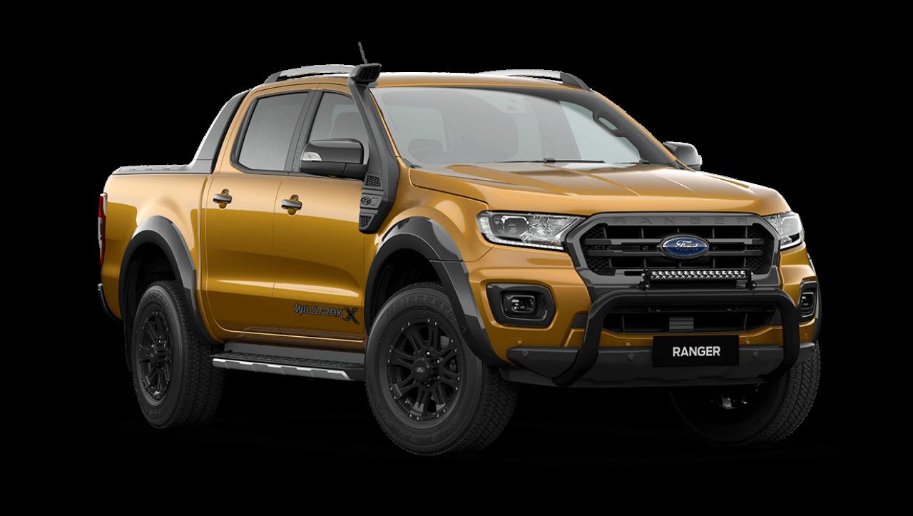 2020 MY20.75 Ford Ranger PX MkIII Wildtrak X Utility Image 1