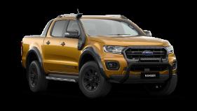 2020 MY20.75 Ford Ranger PX MkIII Wildtrak X Utility