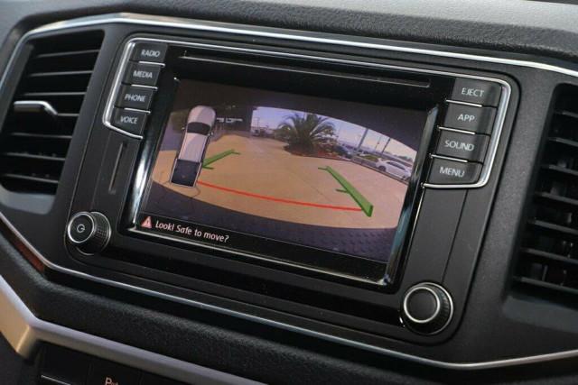 2018 Volkswagen Amarok 2H MY18 TDI550 Sportline Utility Image 11