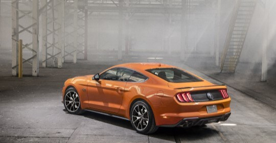 Mustang High Performance 2.3L Fastback