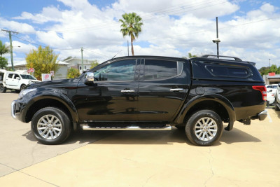 2015 MY16 Mitsubishi Triton MQ MY16 Exceed Double Cab Utility Image 4