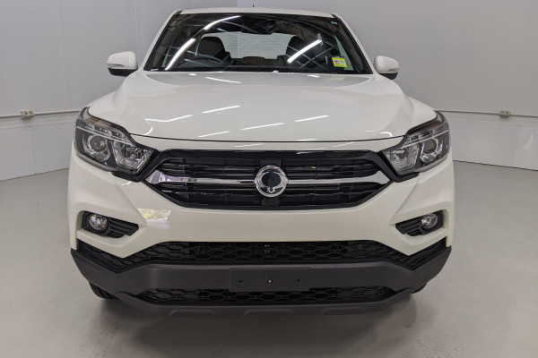 2020 SsangYong Musso Q200 EX Utility Image 2