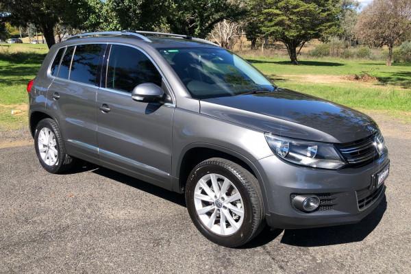2015 Volkswagen Tiguan 5N 132TSI Suv