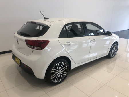 2019 Kia Rio YB Sport Hatchback Image 4