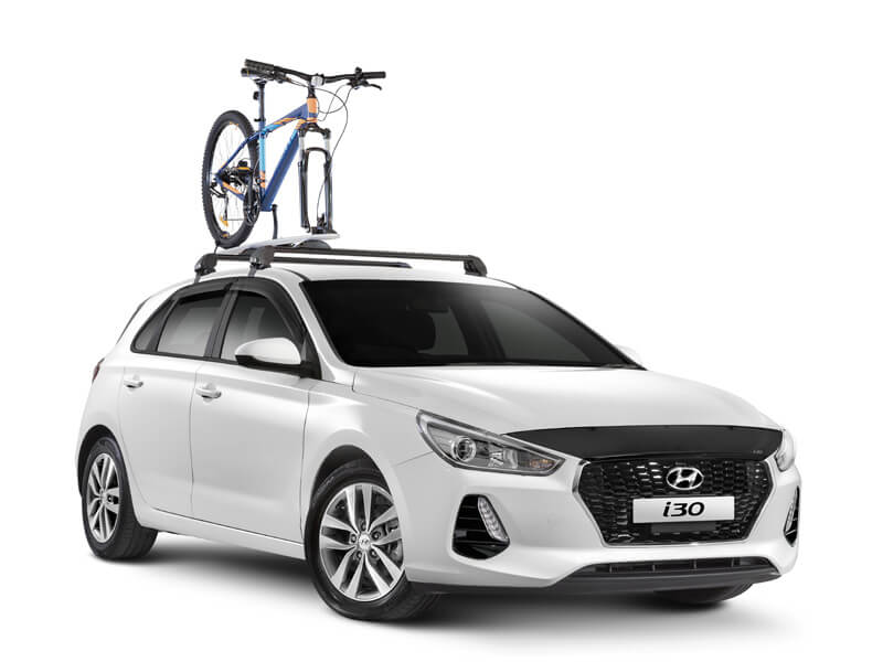 "<img src=""Roof mounted Bike Carrier"