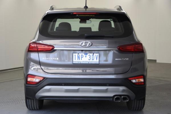 2018 MY19 Hyundai Santa Fe TM Active Suv Image 4