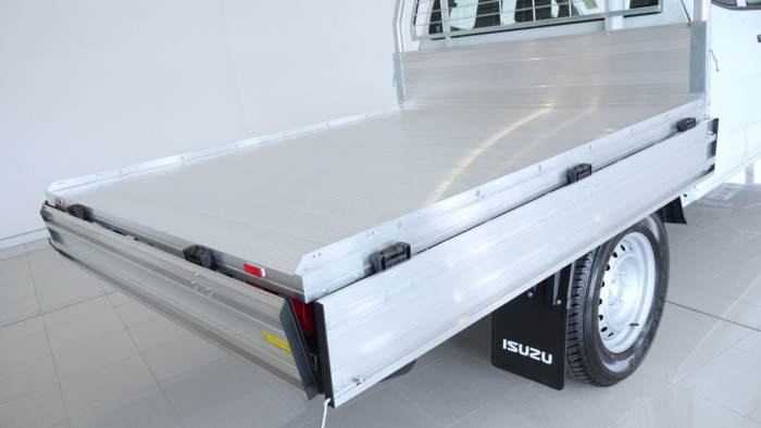 2020 MY21 Isuzu UTE D-MAX SX 4x4 Space Cab Chassis Cab chassis Image 31
