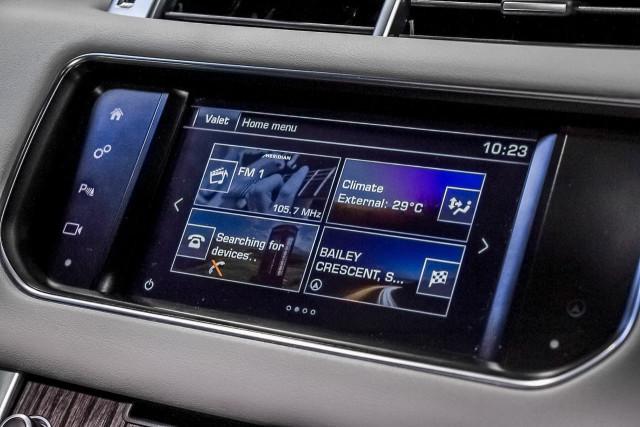 2016 Land Rover Range Rover Sport L494 MY16.5 SDV6 HSE Dynamic Suv Image 12