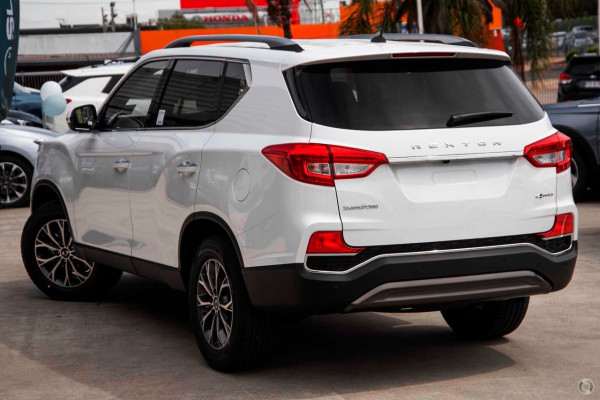 2021 MY20 SsangYong Rexton Y400 ELX Suv