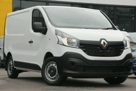 Renault Trafic 85kW Low Roof SWB X82