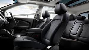 ix35 Driving Comfort