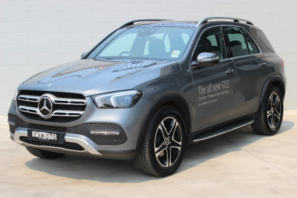 2018 Mercedes-Benz Gle V167 GLE300 GLE300 d Suv Image 3