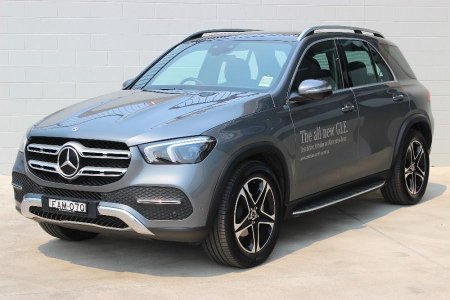 2018 Mercedes-Benz Gle V167 GLE300 GLE300 d Suv
