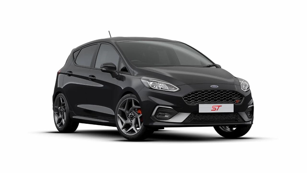 2020 MY20.25 Ford Fiesta WZ ST Hatch