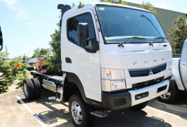 2019 Fuso Canter 4X4 FG FREE SERVICING  + INSTANT ASSET WRITE OFF FG 4X4 Cab chassis
