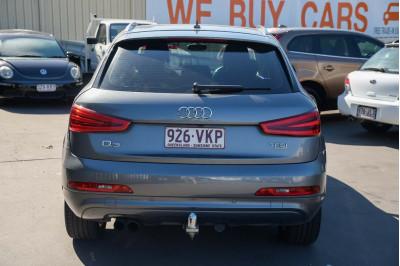 2015 Audi Q3 8U MY14 TFSI Suv Image 5