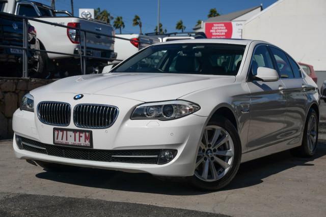 2012 BMW 5 Series F10 MY12 520d Sedan Image 1