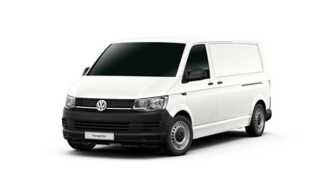 2018 MY19 Volkswagen Transporter T6 LWB Van Normal Roof Van