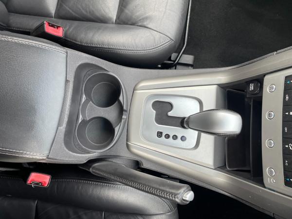 2009 Ford Territory SY MKII Ghia Wagon