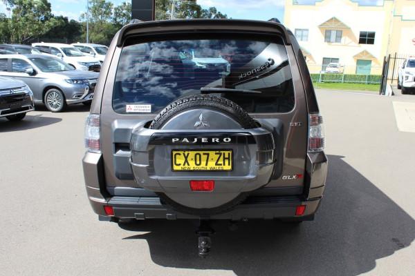 2014 Mitsubishi Pajero NW MY14 Suv Image 5