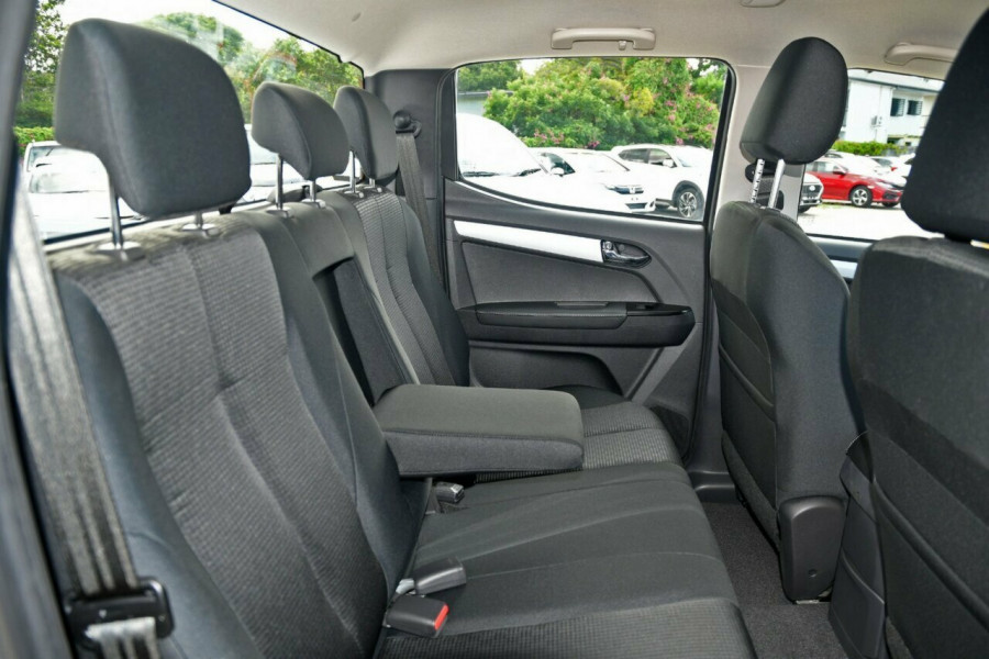 2019 Isuzu UTE D-MAX LS-U Crew Cab Ute High-Ride 4x2 Utility