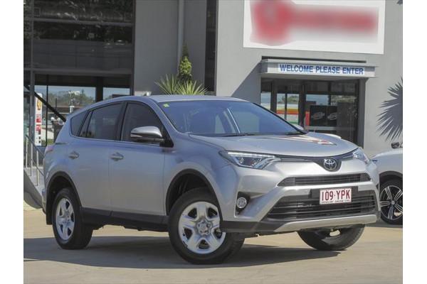 2018 Toyota RAV4 ZSA42R GX Suv Image 3