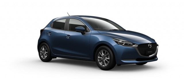 2021 MY20 Mazda 2 DJ Series G15 Pure Hatchback Mobile Image 7