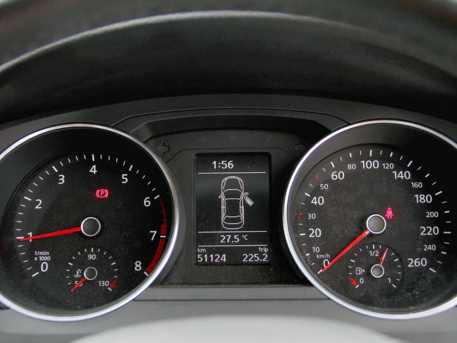 2016 MY17 Volkswagen Jetta 1B 118TSI Sedan