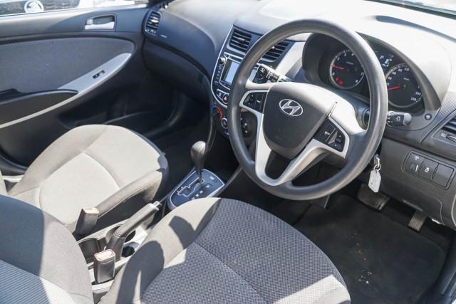 2014 Hyundai Accent RB2 MY15 Active Sedan Image 4