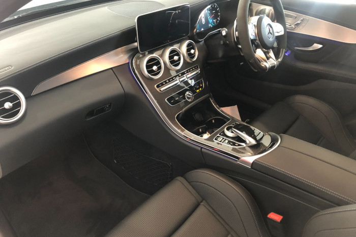 2021 Mercedes-Benz C Class Image 5